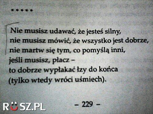 Na której stronie znajduje się ten 'wiersz'?