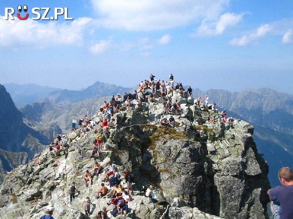 Ile metrów ma najwyższy szczyt Polski ?