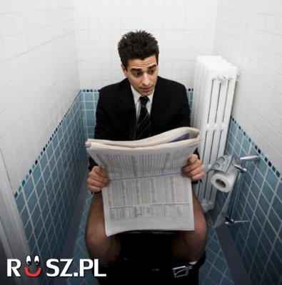 Ile miesięcy życia spędzamy w toalecie?