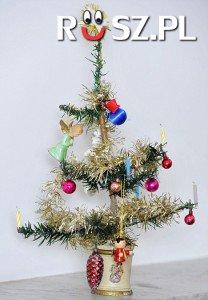 ile lat ma najstarsza na świecie sztuczna świąteczna choinka?
