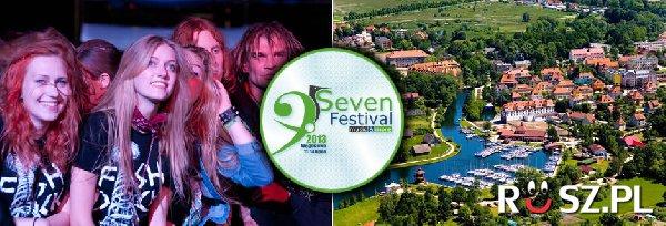 Od którego roku organizowany jest Seven Festival?