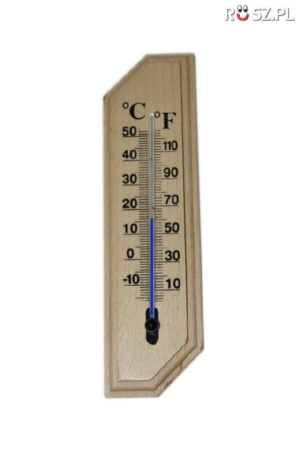 Ile jest stopni Celsjusza na tym termometrze?