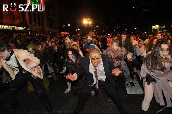 Od ilu lat w USA odbywają się pochody Halloween'owe?