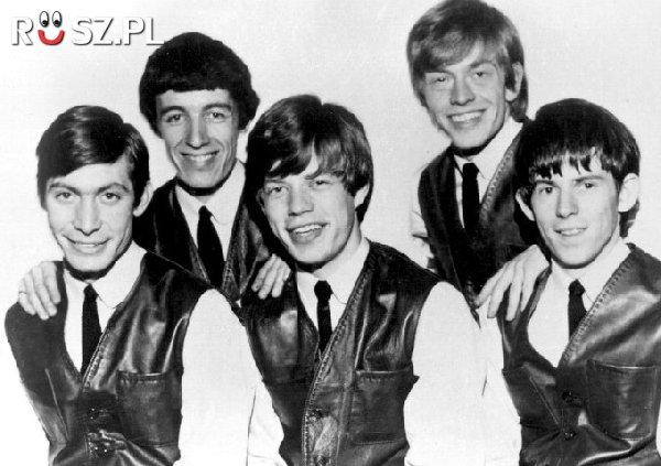 Kiedy zespół The Rolling Stones po raz pierwszy wystąpił w Polsce?