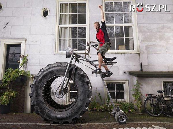 Ile może ważyć ten rower?