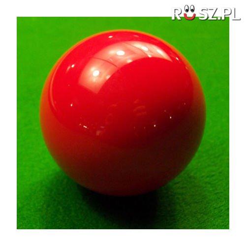 Ile czerwonych bil potrzebnych jest do partii Snookera?