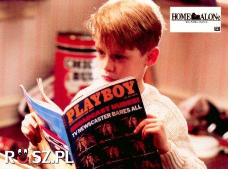 Z którego roku pochodzi egzemplarz Playboya z kadru filmu ?