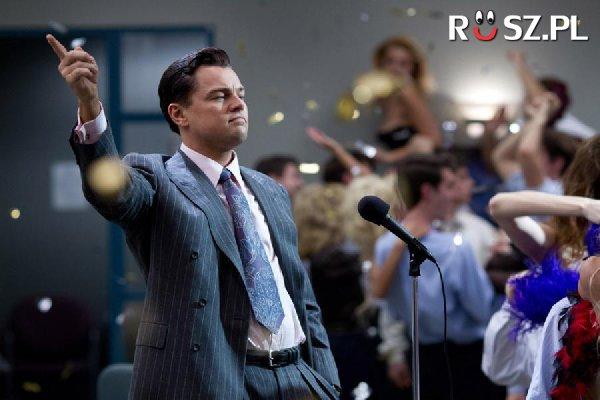 """Ile razy w filmie """"Wilk z Wall Street"""" pada słowo """"fuck"""" ?"""