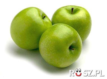 Na ile połówek można przekroić te jabłka ?