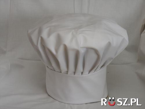 Ile pofałdowań było na czapkach dawniej noszonych przez szefów kuchni?