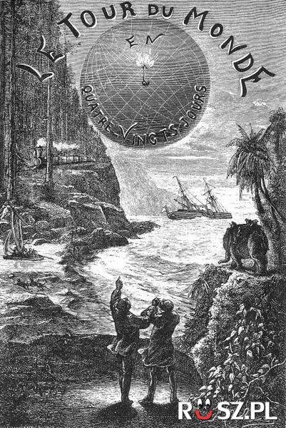 W ile dni Fogg okrążył świat ?