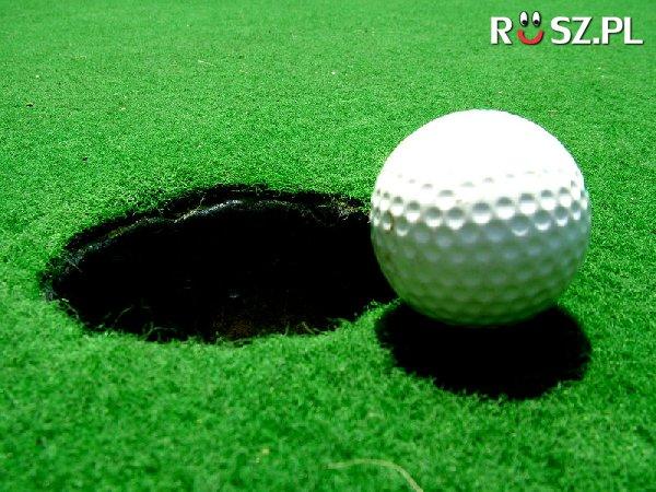 Ile wgłębień ma piłka golfowa ?