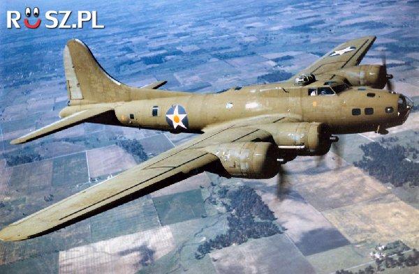 Ile osób było potrzebnych do obsługi i pilotażu bombowca B-17E ?