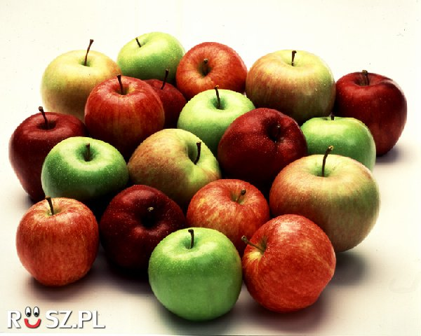Ile jest jabłek?