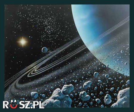 Którą planetą w kolejności od Słońca jest Uran?