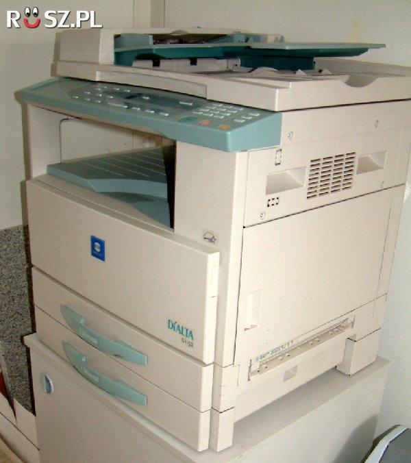 W którym roku dokonano pierwszej kserokopii dokumentu ?