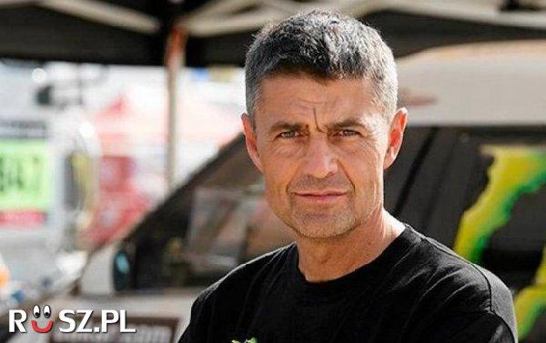 Ile razy startował w Rajdzie Dakar?