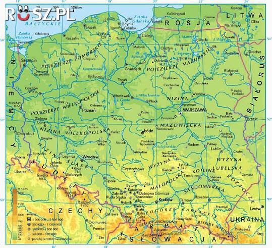 Ile jest w Polsce województw?