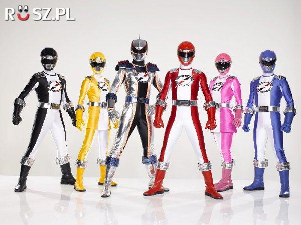 Ile było kolorów Power Rangers?