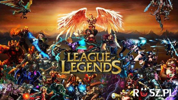 Ile powstało sezonów gry League of Legends?