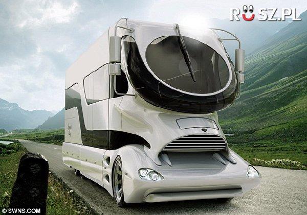 Ile mln PLN może kosztować ten samochód kempingowy?