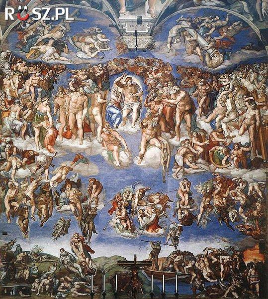 W którym wieku powstał najsłynniejszy fresk świata?