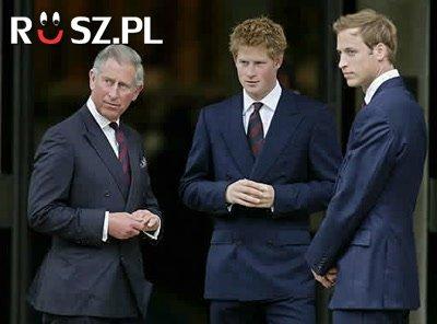 Ilu synów ma książę Karol?