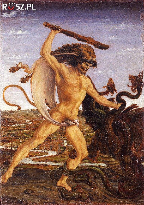 Ile prac miał do wykonania Herkules?