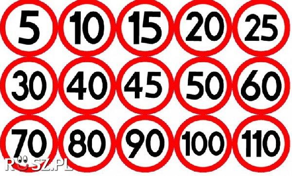 Ile wynosiło pierwsze ograniczenie prędkości ?