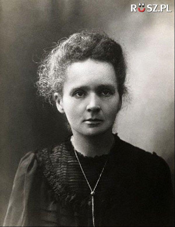 Ile nowych pierwiastków odkryła M. Skłodowska-Curie?