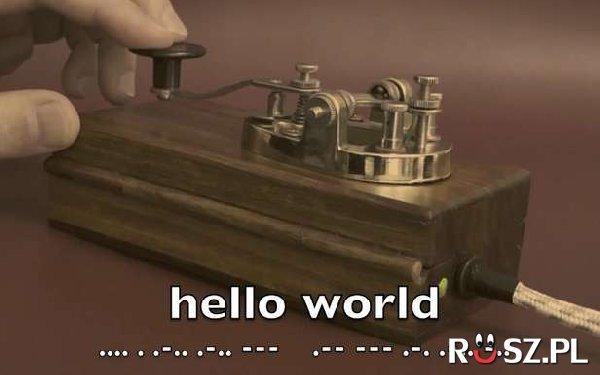 """Jaką cyfrę w alfabecie Morse`a oznacza """"_ _ _ _ ●"""" ?"""