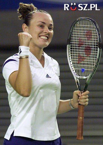 Ile miała lat kiedy zagrała w pierwszym turnieju ?