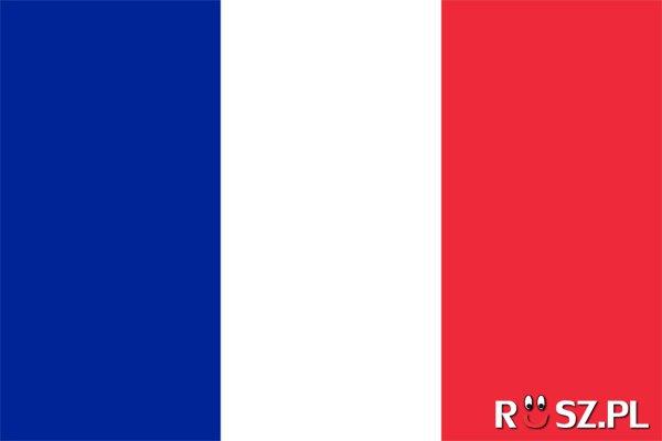 Ile kolorów ma flaga Francji?