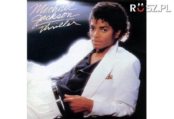 """Ile sprzedano egzemplarzy albumu """"Thriller"""" Michaela Jacksona ?"""