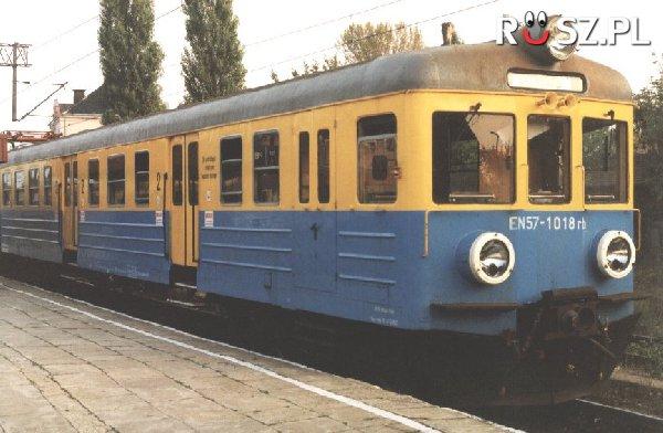 Ile pociągów EN57 zostało wyprodukowanych ?