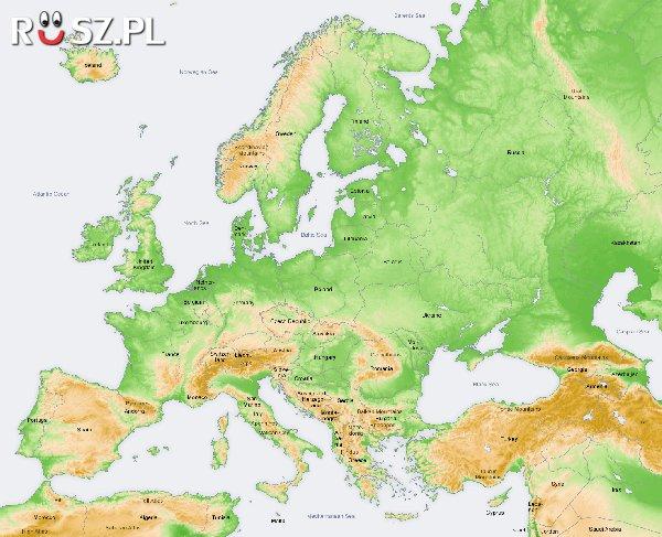Ile jest państw w Europie