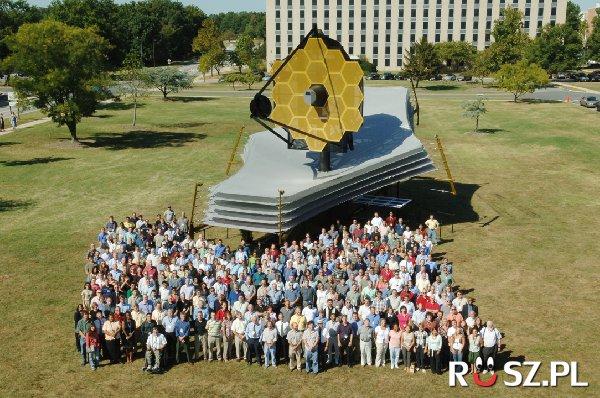 Ile złota użyto do pokrycia 18 luster teleskopu Jamesa Webba ?