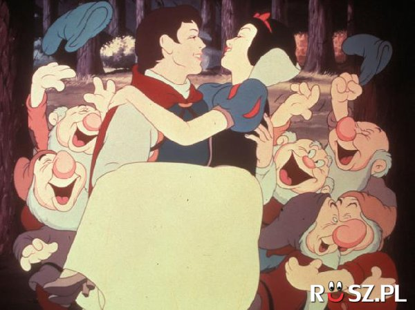 """Ilu rysowników pracowało przy """"Królewnie Śnieżce""""?"""