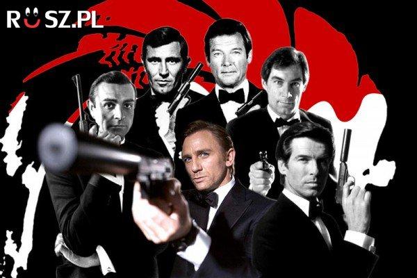 Ilu mężczyzn zabił Bond we wszystkich częściach filmu?