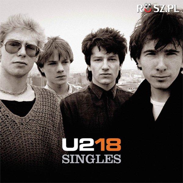 """Ile utworów znajduje się na płycie """"18 Singles"""" zespołu U2?"""