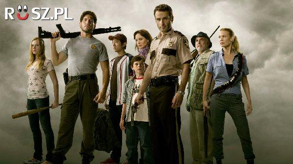 """Ile razy w 1 sezonie serialu """"The Walking Dead"""" padło słowo """"zombie"""" ?"""